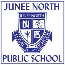 Junee North Public School logo